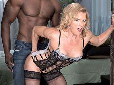 Amanda Verhooks, darksome meat-thermometer butt slut